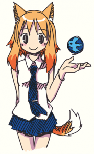 About 用 Firefox 娘 4.0 beta